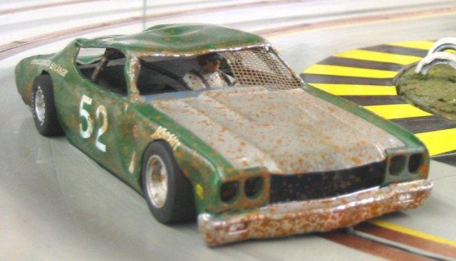 Modified Model Car Kits